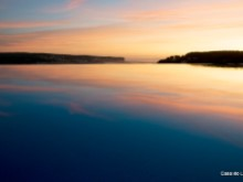 Infinity pool 3 overlooking Obidos lagoon at sunset%51/51