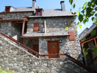 Detatched House with garden terrace in Salardú  | 4 Bedrooms