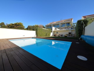 Villa T4 on the beach of Granja, int the Vila Nova de Gaia city, with private pool, fantastic sea views | 4 Bedrooms | 5WC