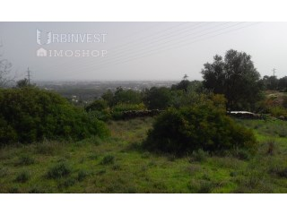 Plot of land with project approved near Paderne, Algarve |