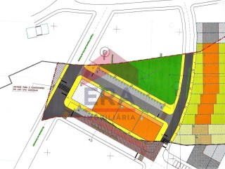 Land for construction of 8,600 m2 in Peniche |