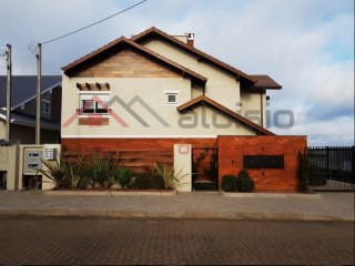 Two-flat House › Nova Petrópolis | 3 Bedrooms | 2WC