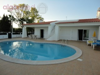 ALGARVE - Albufeira - Excelent 4 bedroom house with pool, for sale is Albufeira | 4 Kamers