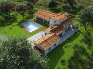 LISBON - CENTER - Santarém - Farm for sale, in It's final phase of construction, with swimming pool and excellent finishes | 4 Bedrooms