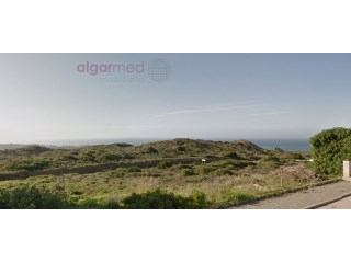 ALGARVE - Aljezur - Plot for sale, for building a house, just 600 meters from the beach - With Sea View |