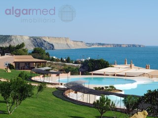 ALGARVE - Lagos - NEW Semi-detached 1+1 bedroom house, for sale in a fantastic development in front of the sea | 1 Kamer | 1WC