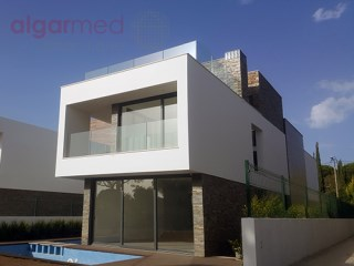 ALGARVE - Albufeira - NEW Contemporary 5 bedroom villa for sale, in Açoteias | 5 Slaapkamers | 5WC