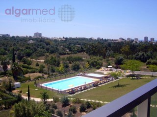 ALGARVE - Portimão - 2 Bedroom apartment for sale, in a tourist development with swimming pool, in Alvor | 2 Bedrooms | 1WC