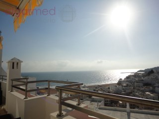 ALGARVE - Albufeira - Beachfront 2 bedroom apartment for sale, with sea view, in front of Fisherman's Beach | 2 Bedrooms | 1WC