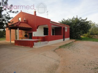 ALGARVE - Loulé - Typical 1 bedroom villa with land, for sale | 1 Slaapkamer | 1WC