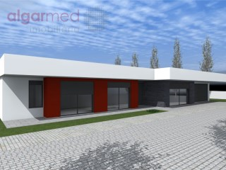 SILVER COAST - Leiria - 4 bedroom villa under construction, for sale in Caldas da Rainha | 4 Bedrooms