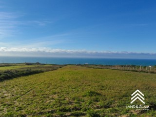 Agricultural land with sea view and easy access. |