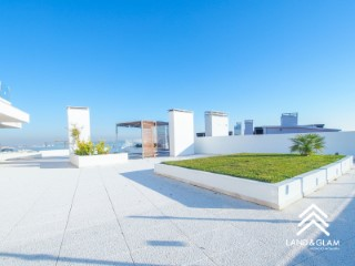 Luxurious Penthouse T4 in Oeiras with sea and Park View. | 4 Bedrooms | 4WC