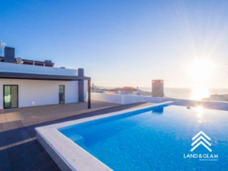 Luxorious 3 bedroom Duplex Apartment with Sea view in Ericeira | 3 Bedrooms | 5WC