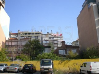 Building project for sale in Alvalade, Lisbon, Portugal |