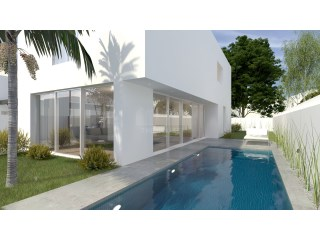 4 bedroom villa with pool in Juzo village Cascais | 5 Bedrooms | 3WC