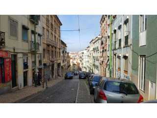 1 bedroom apartment fully renovated and equipped in Mouraria | 1 Soverom | 1WC