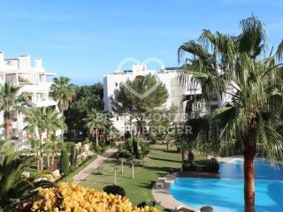 Apartment › Santa Eulària des Riu | 3 Bedrooms | 2WC