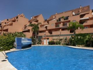 Ground floor apartment with large terrace next to the beach, Casares Costa | 2 Bedrooms | 2WC