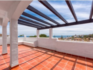 Duplex penthouse of 3 bedrooms in first line of beach brand new in Estepona | 3 Bedrooms | 3WC