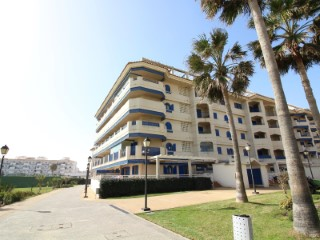 Apartment of 2 bedrooms on first line of beach of Sabinillas | 2 Bedrooms | 1WC
