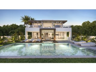Villas of contemporary design with 4 bedrooms in Casares costa | 4 Bedrooms | 5WC