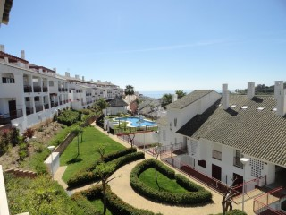 3 bedroom apartment ground floor with garden on the estate closed and private in La Alcaidesa. | 3 Bedrooms | 2WC