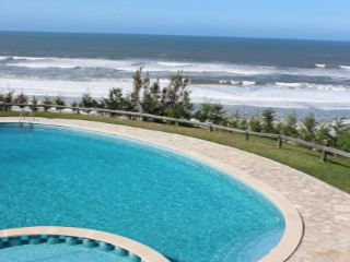 2 bedroom apartment condo with pool and sea views