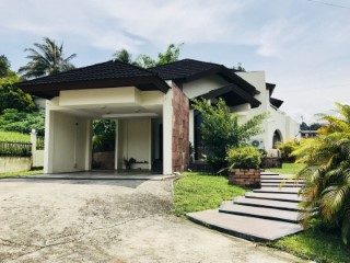 Detached House › Kota Batu | 4 Bedrooms