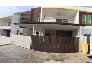 Terraced House › Gadong A | 4 Bedrooms