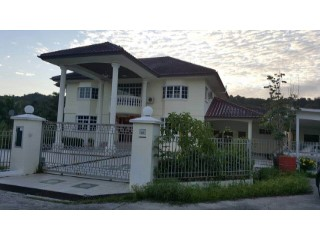 Double Storey Detached House  | 6 Bedrooms