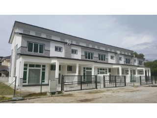 Terraced House › Gadong A | 3 Bedrooms