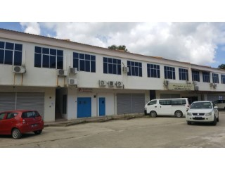 Double-Storey Shophouse - Intermediate Unit |