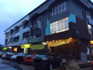 3-Storey Commercial Shophouse - Corner Unit |