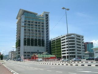 Commercial complex › Kianggeh |