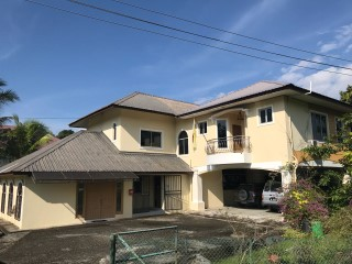 Detached House › Sengkurong | 8 Bedrooms | 9WC