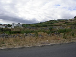 Land located in the urban area with possibilities of construction of apartments, between 3 and 4 floors.  |
