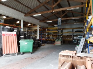 WAREHOUSE IN TYPES OF FENCING |