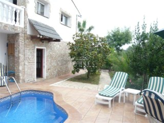 House overlooking the sea with tennis and swimming pool, in Roca Grossa - ref.0764 | 6 Bedrooms | 3WC