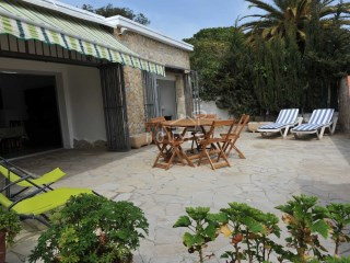 House for vacation walk to the beach, Cala Canyelles, Lloret of sea ref.1197 | 2 Bedrooms | 1WC