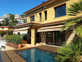 House in sale with swimming pool situated in Roca Grossa, Lloret of sea ref.0911 | 3 Bedrooms | 3WC