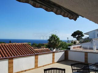 House for sale in overlooking the sea and garage. Cala Canyelles. Walking distance to the beach. Lloret de Mar ref.0274 | 2 Bedrooms | 2WC
