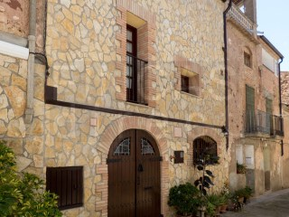 PRIORAT: REFURBISHED VILLAGE HOUSE IN EL MOLAR, SUPER ROOF STUDIO + TERRACE | 5 Pièces | 2WC