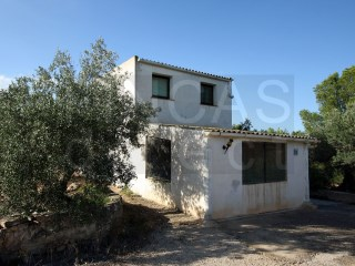 TO REFURBISH: WELL-LOCATED COUNTRY HOUSE IN  XERTA AREA, SUPERB VIEWS | 1 Bedroom