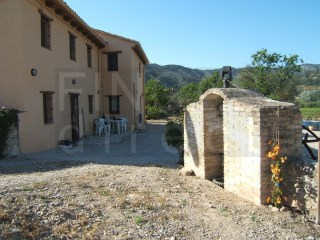 SUPERB RIVERSIDE COUNTRY HOUSE IN MORA  D´EBRE AREA, IDEAL RURAL TOURISM! | 4 Pièces