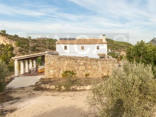 Ultimate mountain retreat! Charming refurbished farmhouse in Benifallet area, 2 bed, fantastic views | 2 Bedrooms