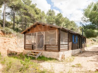 CHARMING 2 BED WOODEN HOUSE IN CORBERA, WATER, SUPER LOCATION + VIEWS | 2 Bedrooms