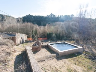 FINCA IN CORNUDELLA DE MONTSANT, CASITA, WATER AND ELECTRICITY |