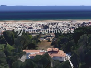 For sale fantastic villa, 15 minutes away from Lisbon, with 8 rooms et privileged view over the ocean, inserted in a 4 000 sqm land area  - Portugal Investe | 5 Bedrooms | 6WC