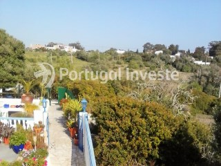 For sale plot of 8156 sq/m, allotment authorization, for construction, in Lagoa, Algarve - Portugal Investe  |